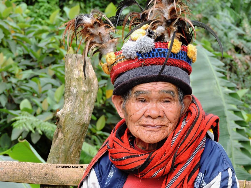 Donna ifugao, Banaue, Filippine. Cabiria Magni