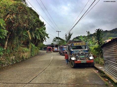 Jeepney per le strade di Banaue. Filippine. Cabiria Magni