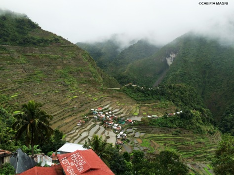 Batad, viewpoint.