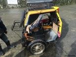 Il nostro tricycle!