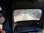Sulla strada per Hapao.
