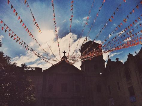 Manila, chiesa di Sant'Agostino.