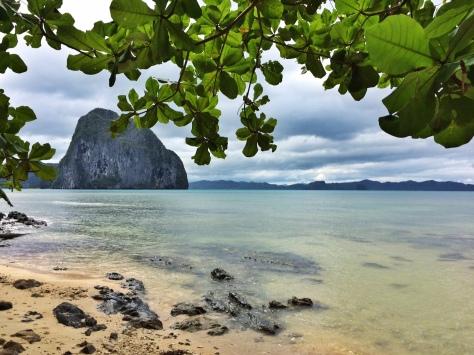 Las Cabañas, spiaggia. Cabiria Magni, Filippine.