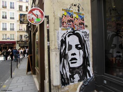 Le vie del Marais, Parigi