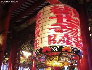 Lanterne in Chinatown Bangkok Cabiria Magni