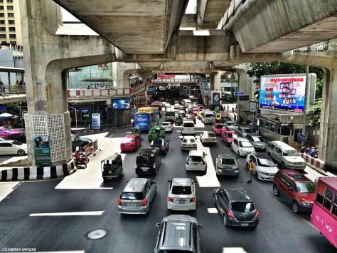 Le strade di Bangkok, Cabiria Magni