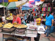 Street food in Chinatown Bangkok Cabiria Magni