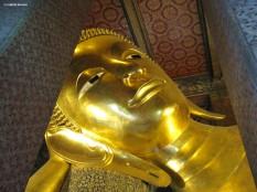 Il Buddha del Wat Pho. Bangkok, Cabiria Magni