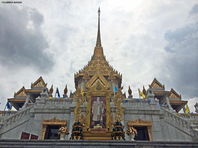 Wat Traimit. Bangkok, Cabiria Magni