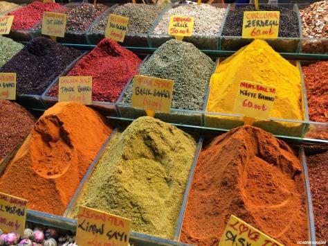 Il Bazar delle Spezie Cabiria Magni Istanbul