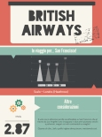 British Airways - Infografica Cabiria Magni