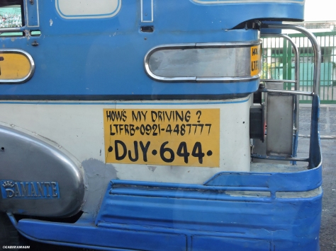 Jeepney, Manila, Cabiria Magni