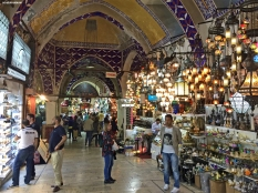 Gran Bazar, Istanbul, Cabiria Magni
