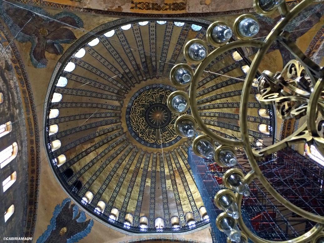 Hagia Sophia Istanbul Cabiria Magni