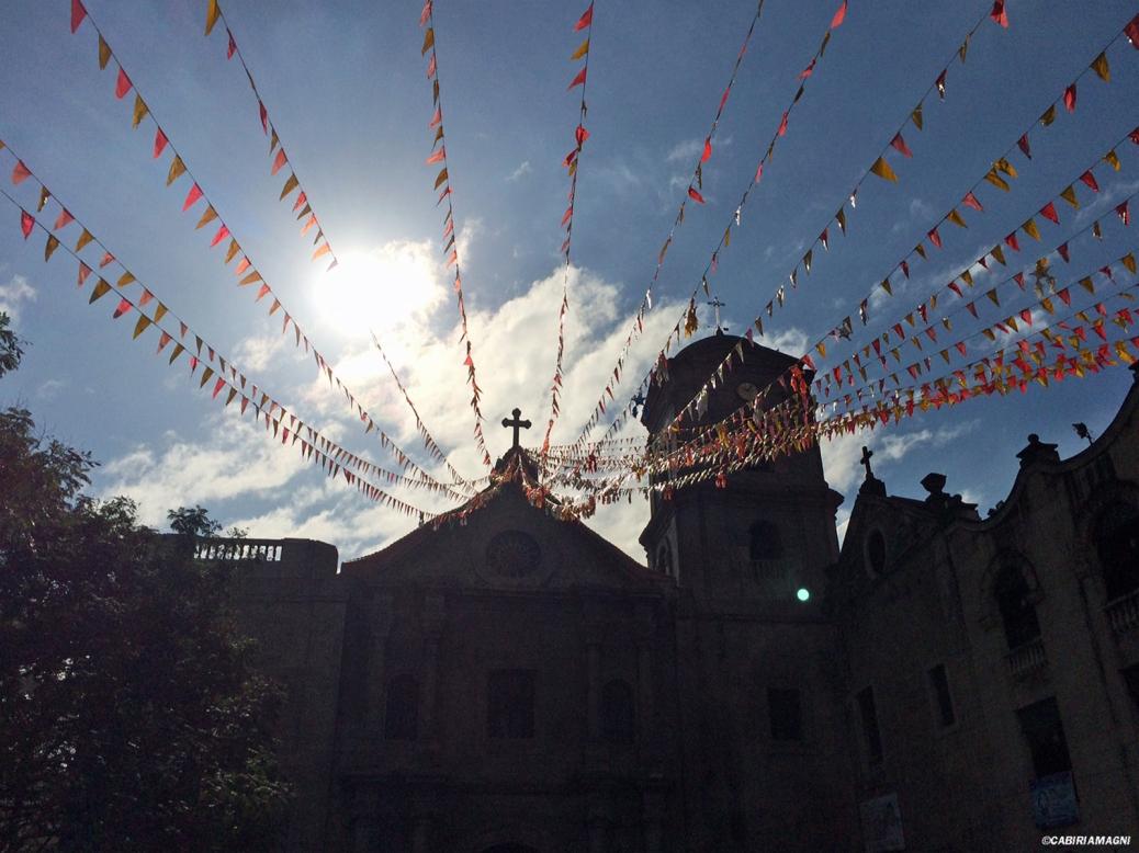 Chiesa di Sant'Agostino, Manila, Cabiria Magni
