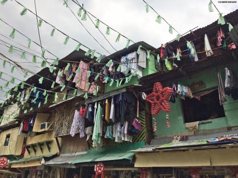 Le strade di Intramuros, Manila, Cabiria Magni