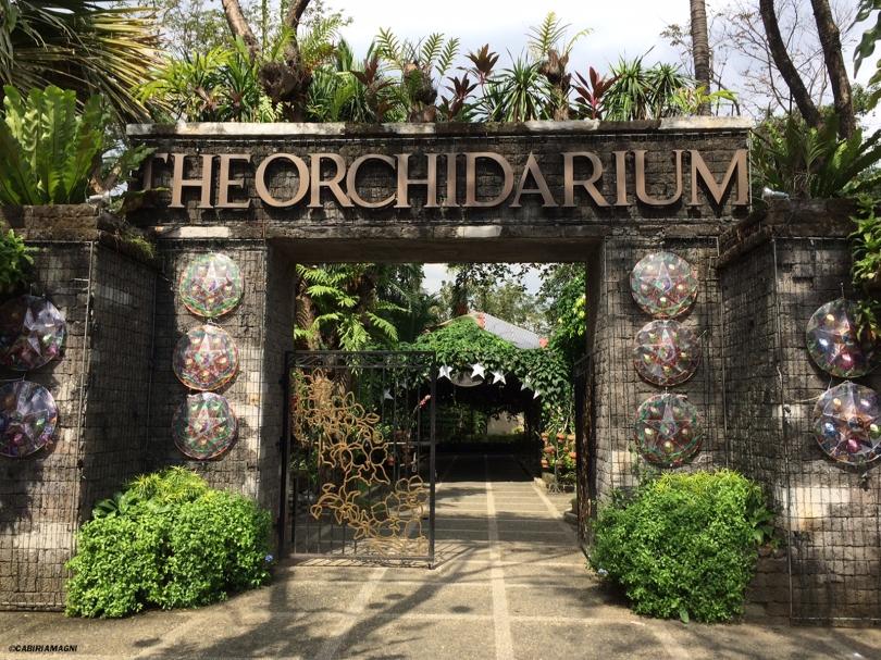 L'orchidario di Luneta Park, Cabiria Magni