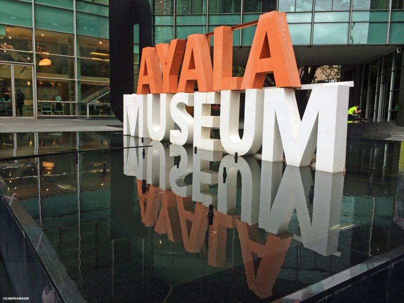 Ayala Museum, Makati, Cabiria Magni