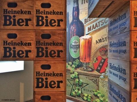 Heineken Experience Amsterdam Cabiria Magni