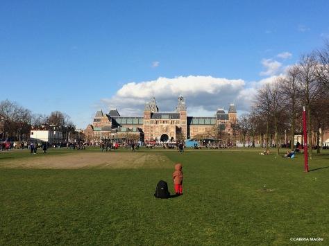 Vado o non vado? Amsterdam, Rijksmuseum
