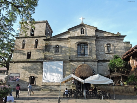 Bamboo Organ Saint Joseph Church. Filippine