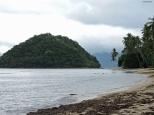 Las Cabañas, scorci. Palawan, Filippine