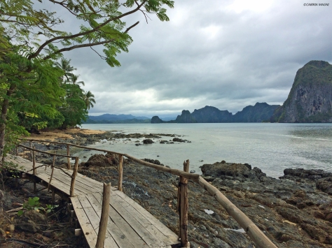 Las Cabañas, Palawan, Filippine