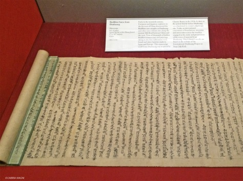 Chester Beatty Library, Manoscritto. Dublin. Cabiria Magni