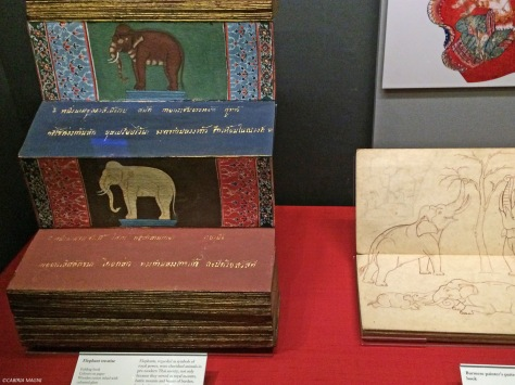 Chester Beatty Library, elefante. Cabiria Magni
