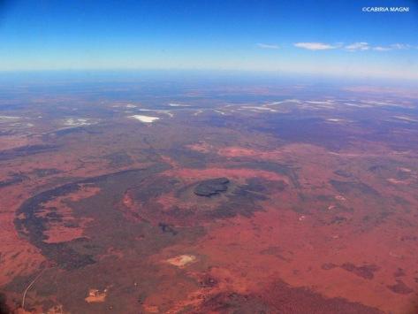 Il deserto australiano. Cabiria Magni