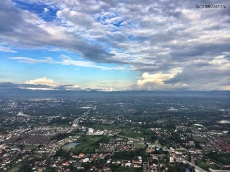 Chiang Mai dall'alto ~ Thailandia