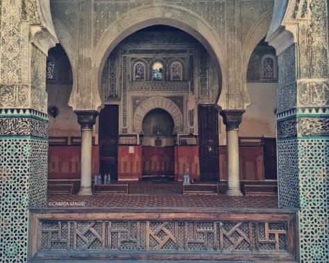 Madrasa Bou Inania - Fes, Marocco