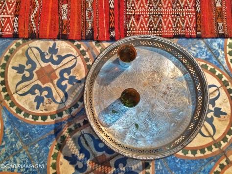 The alla menta, Marocco
