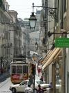 Tram per le vie. Lisbona, Cabiria Magni