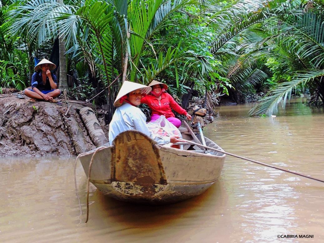 Il delta del Mekong, Vietnam