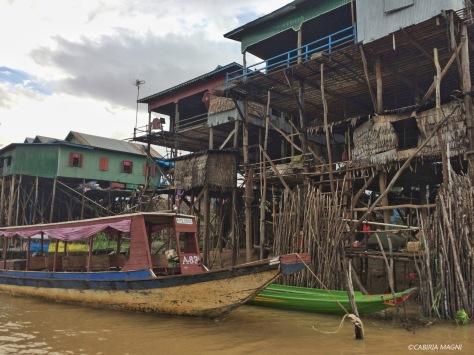 Kampong Phluk, Cambogia