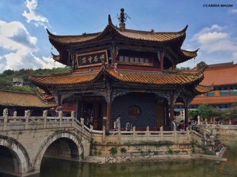 Tempio Yuantong, Kunming