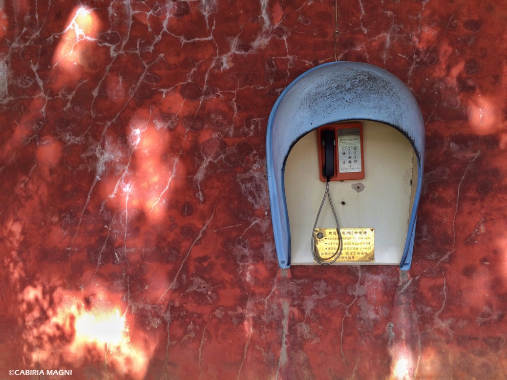 Telefono vintage, Cabiria Magni