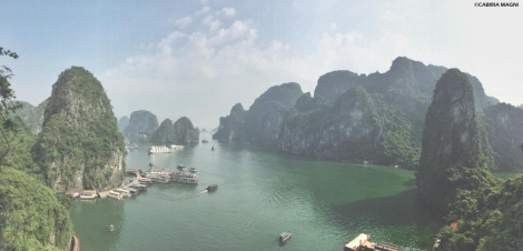 Ha Long Bay Cabiria Magni