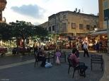 Notturno al Carmel Market. Cabiria Magni