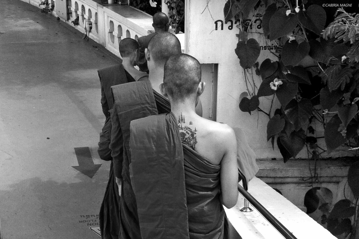 """Perché i tatuaggi """"devono"""" essere dispari?"""