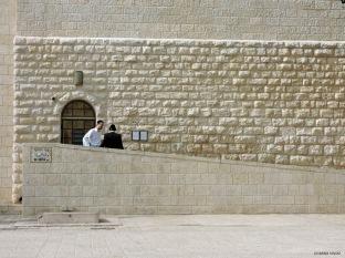 Gerusalemme, Sinagoga, Cabiria Magni