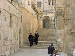 Gerusalemme, nei pressi del Santo Sepolcro, Cabiria Magni