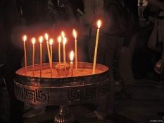 Gerusalemme, nel complesso del Santo Sepolcro, Cabiria Magni