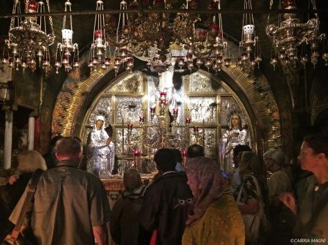 Complesso del Santo Sepolcro, Gerusalemme, Cabiria Magni