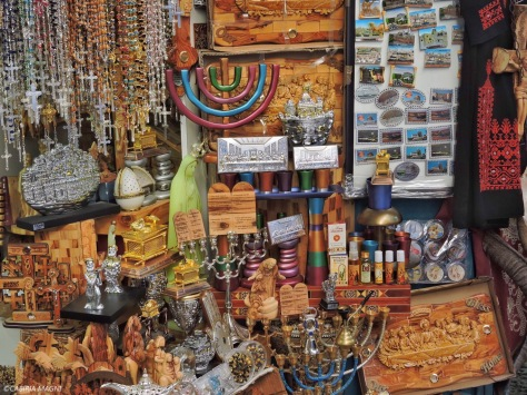 Bazar Gerusalemme, Israele, Cabiria Magni