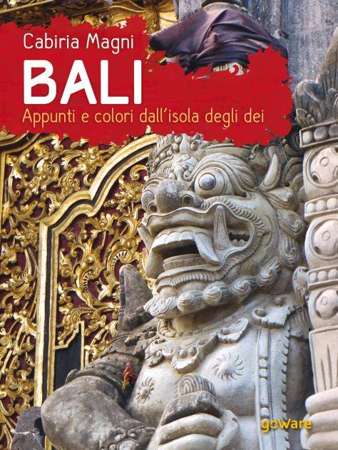copertina ebook Bali Cabiria Magni