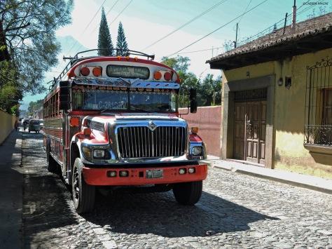 Antigua, colectivo, Cabiria Magni, Guatemala
