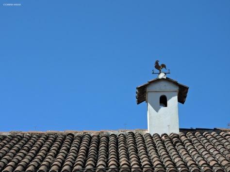 Cieli blu, Antigua, Cabiria Magni, Guatemala