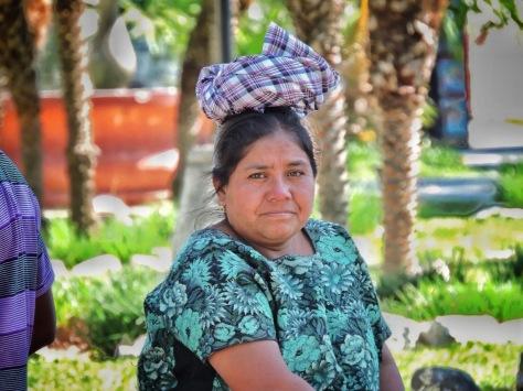 Antigua, ritratto, Cabiria Magni